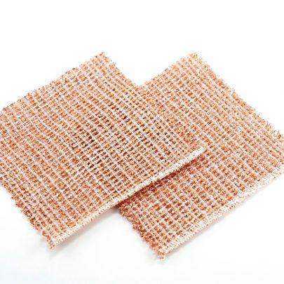 Torchons en fil de Cuivre