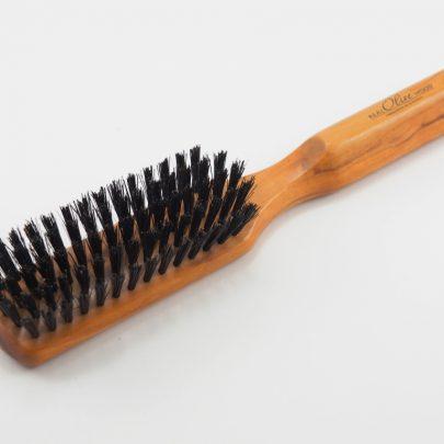 Brosse à Cheveux Sanglier/Olivier.