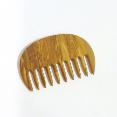 Peigne Afro 10 cm / Olivier