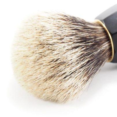 Les qualités de poil de blaireau